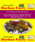 Medium Durban Curry