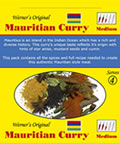 Mild Mauritian Curry